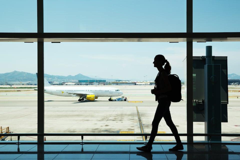 Tips para tu primer viaje en avión