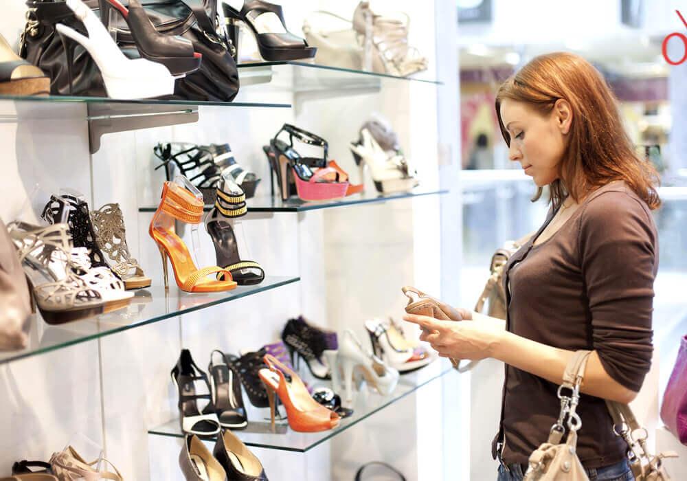 ¿Qué debo tener en cuenta cuando voy a comprar zapatos?